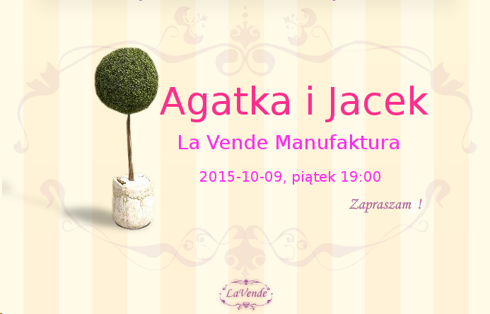 52918be90f6f7 20151009 La Vende Agatka i Jacek