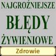 Błędy żywieniowe naszych czasów – Andrzej Kawka