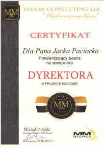 certyfikat-Dyrektor-MM-Biznes-Jacek-Paciorek-little
